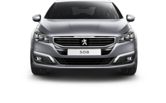 Peugeot 508 Taxi - Transport Lorriette-Vitry