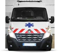 Renault Master L2H2 ASSU (ambulance de soin et secours d'urgence)