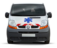 Renault Trafic - Transport Lorriette-Vitry