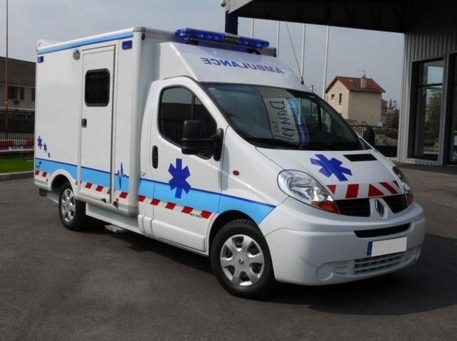 Ambulance France - Lorriette Vitry - Taxi ambulance VSL Ardennes