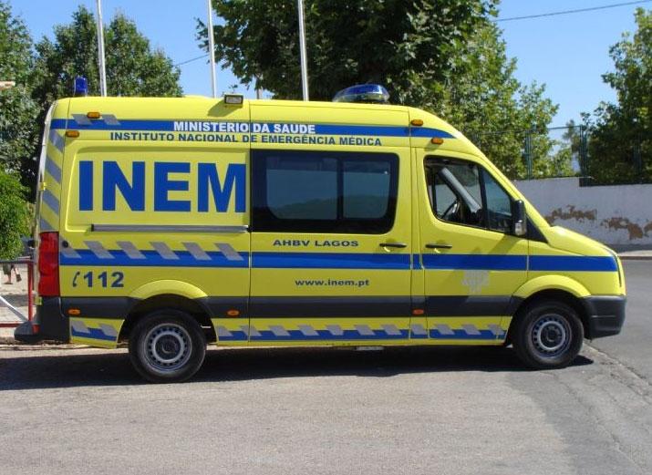 Ambulance Portugal - Lorriette Vitry - Taxi ambulance VSL Ardennes