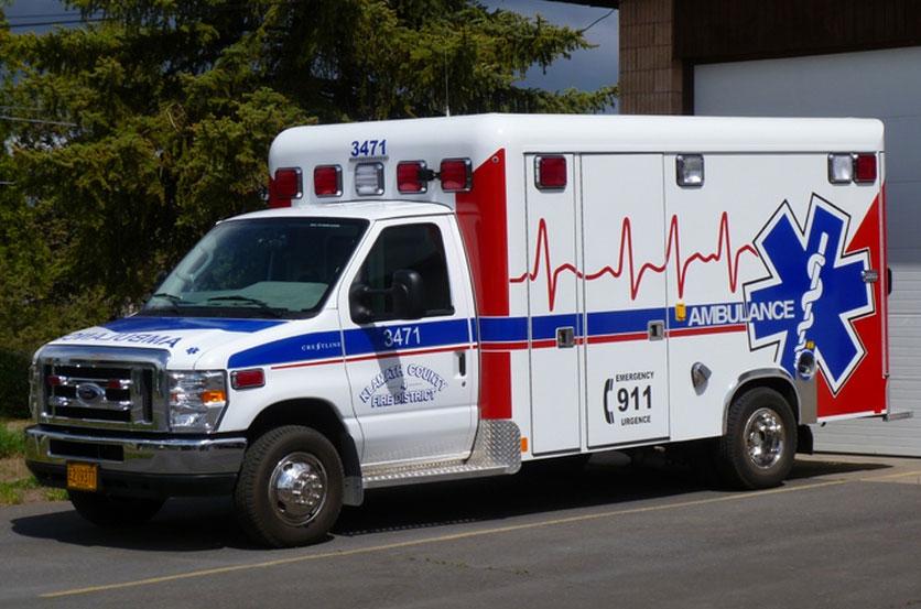Ambulance États-Unis - Lorriette Vitry - Taxi ambulance VSL Ardennes