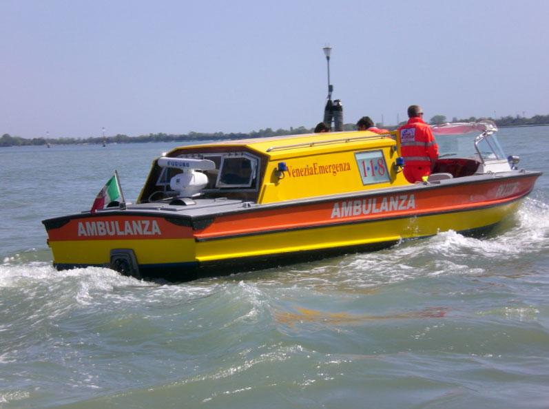 Ambulance Venise - Lorriette Vitry - Taxi ambulance VSL Ardennes