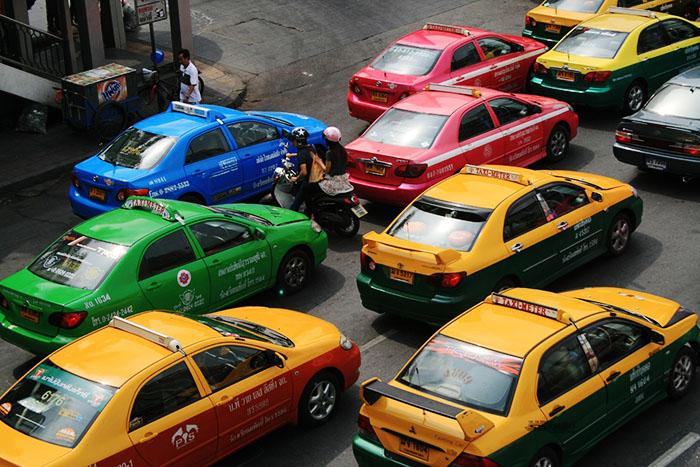Taxi Bangkok - Lorriette Vitry - Taxi ambulance VSL Ardennes