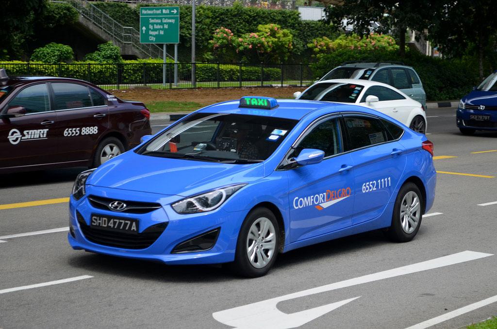 Taxi Singapour - Lorriette Vitry - Taxi ambulance VSL Ardennes