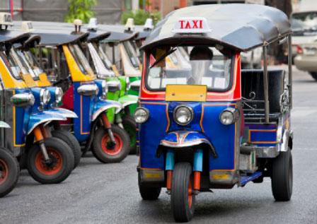 Taxi Thaïlande - Lorriette Vitry - Taxi ambulance VSL Ardennes