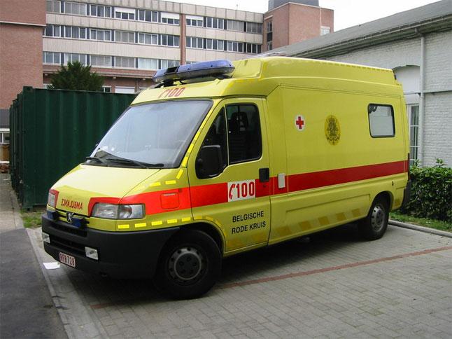 Ambulances Lorriette-Vitry - Tour du monde des ambulances - Ambulances Belges