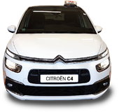 Citroën C4 - Taxi - Transport Lorriette-Vitry